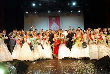 1й Фестиваль невест в Республике Татарстан