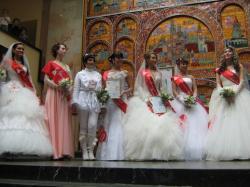 Бриллиантовая невеста России 2007-2008. Москва